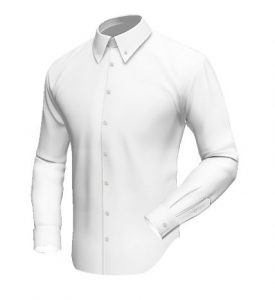Button Down Collar