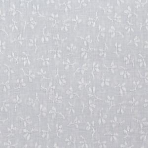 White flowered fabric by jmiltailored, Tops, white fabric, flowered fabric, white flowered fabric, Polyster Fabric Online