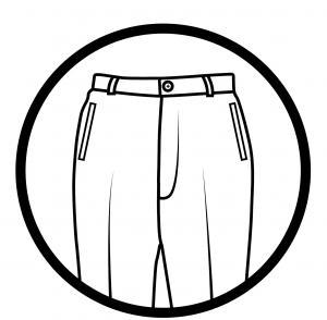 Welted pockets
