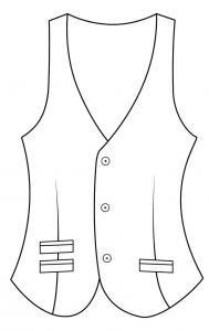 3 Flap Pockets
