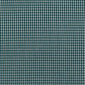 Green Houndstooth shirt fabric, Cotton fabric online Houndstooth fabric, Green Fabric