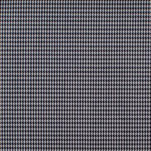 Black Houndstooth shirt fabric, Cotton fabric online, Black fabric