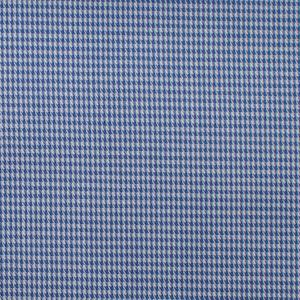 Blue Hounstooth shirt fabric, Houndstooth shirt fabric, Cotton fabric online