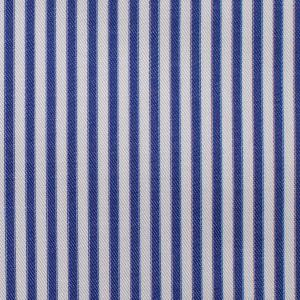 Navy tiger striped poplin fabric, Navy tiger fabric, Poplin fabric, Cotton fabric online