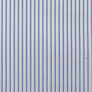 Blue striped fabric by jmiltailored, Blue striped fabric, Cotton fabric online