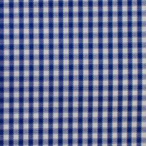 Navy check oxford shirt by jmiltailored, Oxford shirt, Navy oxford shirt