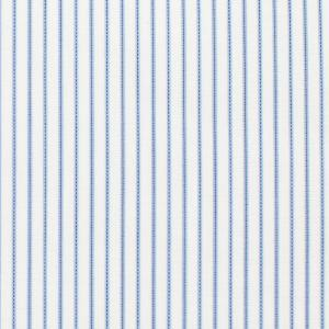 BLUE STRIPED OXFORD FABRIC